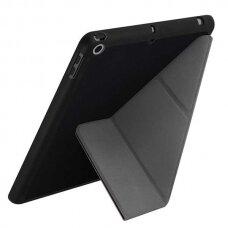 UNIQ Transforma Rigor protective case for iPad 10.2'' 2019 juodas (ctz220)