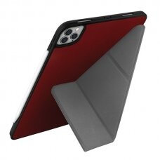 Uniq Transforma Rigor Protective Case skirta Ipad Pro 11'' 2020 Red