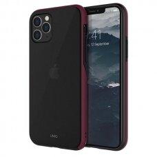UNIQ VESTO HUE DĖKLAS  iPhone 11 Pro Burgundiška spalva (ctz009)