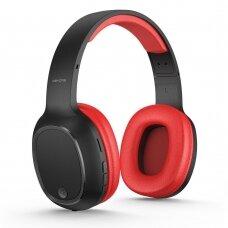 WK Design Bevielės Bluetooth Ausinės Raudona (M8 red)