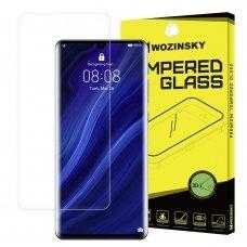 """Apsauginė Plėvelė Pilnai Dengianti Ekraną """"Wozinsky 3D Film"""" Huawei P30 Pro"""