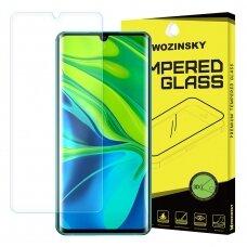 "Apsauginis Pilnai Dengianti Plėvelė ""Wozinsky  3D "" Xiaomi Mi Note 10 / Mi Note 10 Pro / Mi Cc9 Pro"