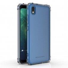 Dėklas Wozinsky Anti Shock Durable skirta Samsung Galaxy A10 Skaidrus