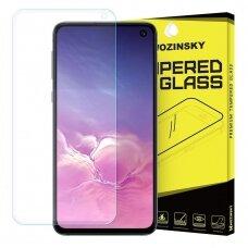 Wozinsky Apsauginis Stiklas 9H Iki Išlenkimo Samsung Galaxy S10E