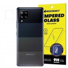 Wozinsky Kameros stikliukas Super Durable 9H Glass Protector Samsung Galaxy A42 5G