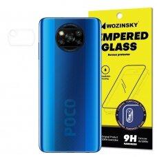 Wozinsky Kameros stiklas Super Durable 9H Glass Protector Xiaomi Poco X3 Nfc