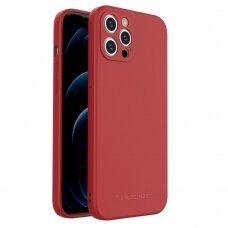 Dėklas Wozinsky Color Case silikonas iPhone 11 Pro Raudonas