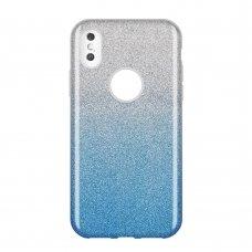 """Blizgus Tpu Dėklas """"Wozinsky Glitter"""" Samsung Galaxy S10E Mėlynas"""