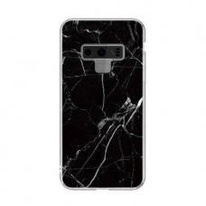 Wozinsky Marble Tpu Dėklas Samsung Galaxy Note 9 Juodas