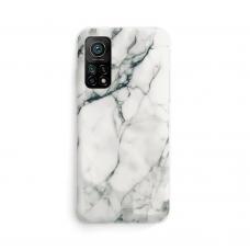 Dėklas Wozinsky Marble TPU Xiaomi Mi 10T Pro / Mi 10T Baltas