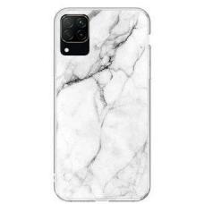 Wozinsky Marble TPU dėklas Samsung Galaxy A42 5G baltas