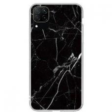 Wozinsky Marble TPU dėklas Samsung Galaxy A42 5G juodas