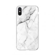 Wozinsky Marble Tpu Dėklas Xiaomi Redmi 9A Baltas