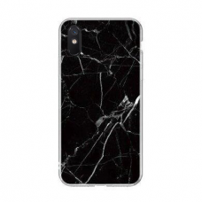 Wozinsky Marble Tpu Dėklas Xiaomi Redmi 9A Juodas