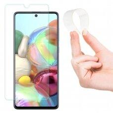 Wozinsky Nano Flexi Glass Hibridinis, Apsauginis Grūdintas Stiklas Samsung Galaxy A71