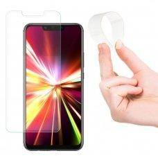"Lankstus Apsauginis Ekrano Stiklas ""Wozinsky Nano Flexi Glass"" Huawei Mate 20 Lite"