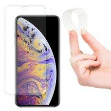 Wozinsky Nano Flexi Glass Hibridinis Apsauginis Stiklas Iphone 12 Pro Max