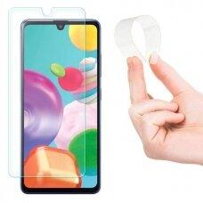 Wozinsky Nano Flexi hibridinis stiklas Samsung Galaxy A41 (ctz014) UCS026