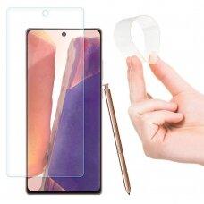 Wozinsky Nano Flexi Glass Hibridinis Apsauginis Ekrano Stiklas Samsung Galaxy Note 20