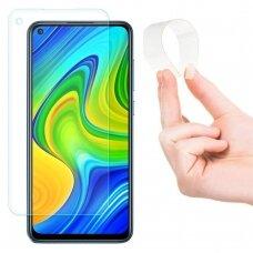 Wozinsky Nano Flexi Glass Hibridinis Apsauginis Ekrano Stiklas Xiaomi Redmi 10X 4G / Xiaomi Redmi Note 9