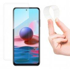 Wozinsky Nano Flexi Glass Hybrid Screen Protector skirtas Xiaomi Redmi Note 10 / Redmi Note 10S
