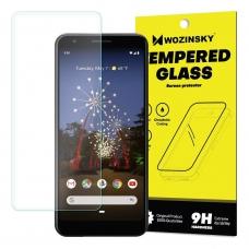 "Apsauginis Stiklas ""Wozinsky 9H Pro+"" Iki Išlenkimo Google Pixel 3A Xl"