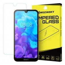 """Apsauginis Stiklas """"Wozinsky 9H Pro+"""" Iki Išlenkimo Huawei Y5 2019 / Honor 8S"""
