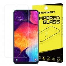 "Apsauginis Stiklas ""Wozinsky 9H Pro+"" Iki Išlenkimo Samsung Galaxy A30 A305 / A50 A505"