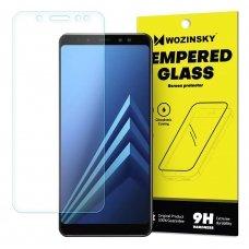 """Apsauginis Stiklas """"Wozinsky 9H Pro+"""" Iki Išlenkimo Samsung Galaxy A8 2018 A530"""