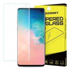 """Apsauginis Stiklas """"Wozinsky 9H Pro+"""" Iki Išlenkimo Samsung Galaxy S10"""