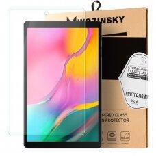 """Apsauginis Stiklas """"Wozinsky 9H Pro+"""" Iki Išlenkimo Samsung Galaxy Tab A 10.1 2019 T515 T510"""