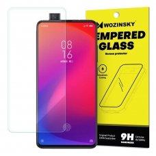 "Apsauginis Stiklas ""Wozinsky 9H Pro+"" Iki Išlenkimo Xiaomi Mi 9T Pro / Mi 9T"