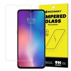 """Apsauginis Stiklas """"Wozinsky 9H Pro+"""" Iki Išlenkimo Xiaomi Mi A3 / Xiaomi Mi Cc9E"""