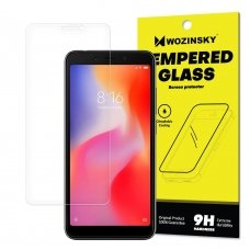 """Apsauginis Stiklas """"Wozinsky 9H Pro+"""" Iki Išlenkimo Xiaomi Redmi 6 / 6A"""