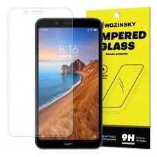 """Apsauginis Stiklas """"Wozinsky 9H Pro+"""" Iki Išlenkimo Xiaomi Redmi 7A"""