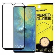 "Apsauginis Stiklas Visam Ekranui ""Wozinsky Full Glue Super Tough"" Huawei Mate 20 Juodas"