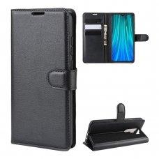 Wozinsky Wallet Case Bookcase wallet type case for Xiaomi redmi Note 8 Pro juodas (jof59) UCS134