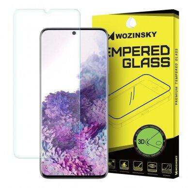 """Apsauginė Plėvelė """"Wozinsky 3D """" Samsung Galaxy S20"""