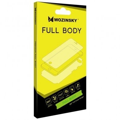 Wozinsky Full Body Self-Repair 360° Full Coverage Screen Protector Film skirta Samsung Galaxy S20  6